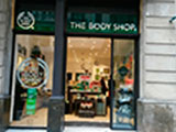 The Body Shop calle Provenza